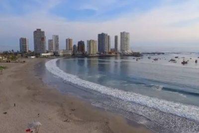 La mitad de las playas del mundo están en riesgo de desaparecer producto del cambio climático
