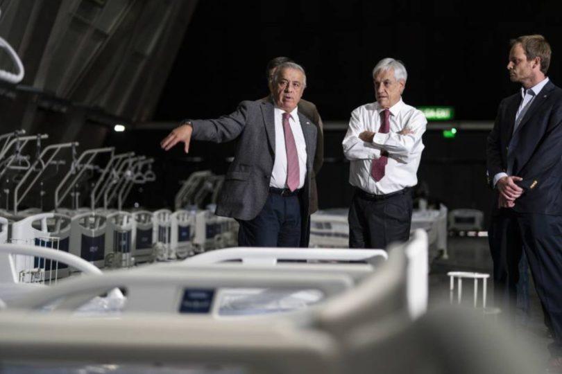 Mañalich explica por qué se arrendó Espacio Riesco
