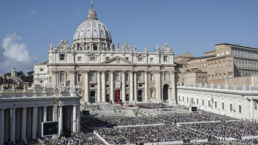 """""""Confirman primer caso de coronavirus en El Vaticano"""""""