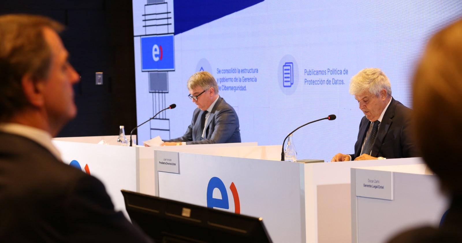 """""""Inversión consolidada de Entel en 2020 llegará a los $ 371.000 millones"""""""