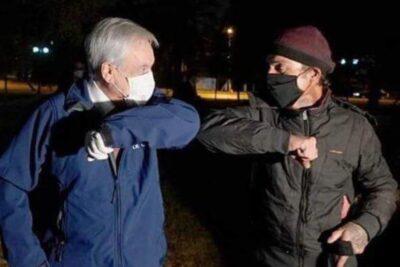 El origen de la Fake News del supuesto montaje de Piñera. ¿Quién lo empezó?