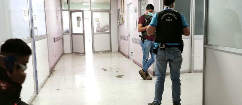 Nuevo intento de motín en cárcel de Puente Alto
