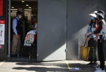 Cierran supermercado en Valdivia por contagio de coronavirus de trabajadora