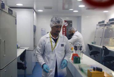 Plan para frenar la curva de contagio del coronavirus: 49 laboratorios habilitados para test