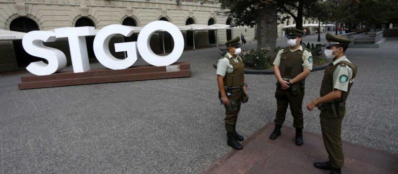 Gobierno limita los permisos para las comunas en cuarentena