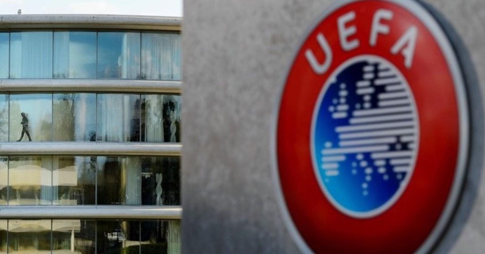 """""""UEFA niega haber dado plazos para la finalización de la Champions League"""""""