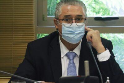 Pizarro cuestiona declaraciones de Blumel por cronograma electoral