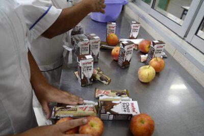 Solicitan a JUNAEB información sobre entrega de las canastas alimentarias