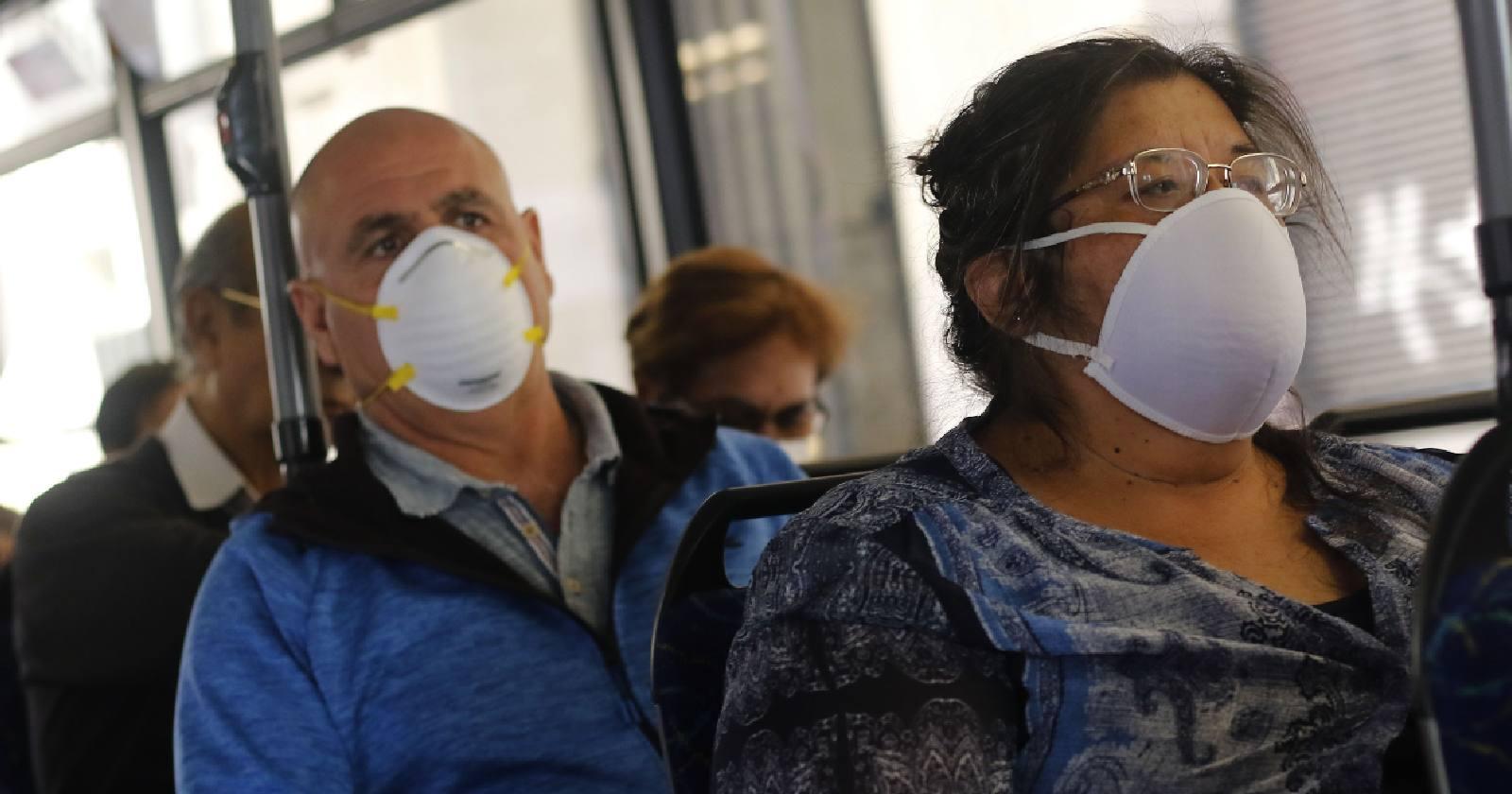 """""""Promueven uso de mascarillas en transporte público y privado"""""""