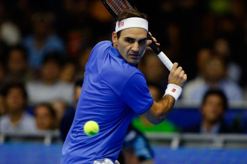 """Federer coloca a chileno en su """"tenista ideal"""""""