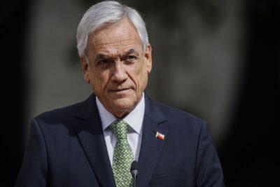 Tasa de interés con garantía a pymes de 0%: Piñera anuncia medidas económicas por coronavirus