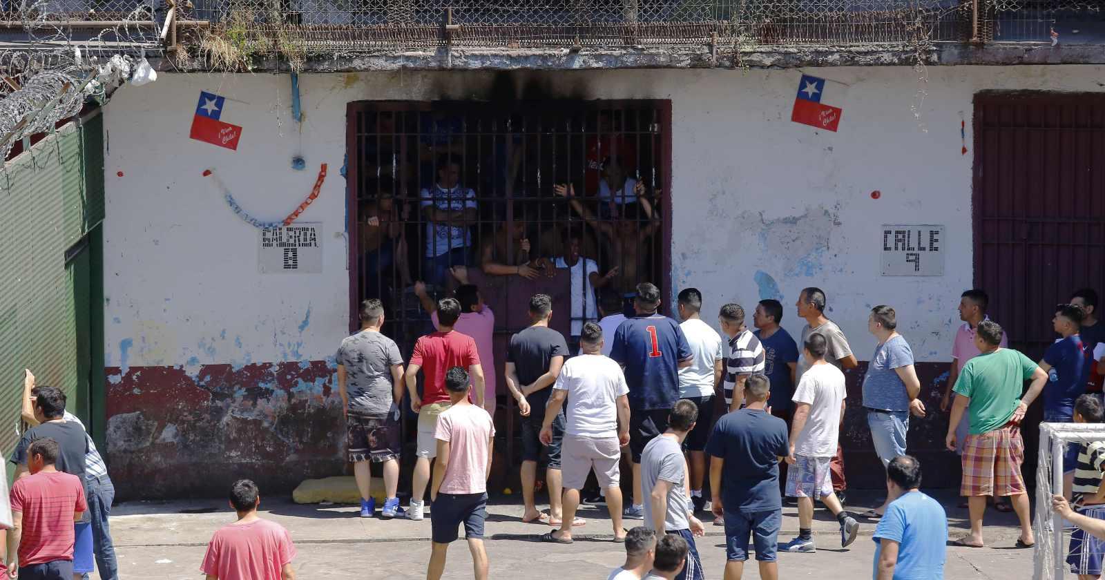 """""""Número de infectados por coronavirus en centros penitenciarios aumenta un 42% en una semana"""""""