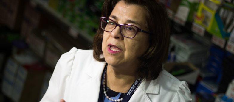 """Rosa Oyarce tras salida de Seremi de Salud: """"No me merecía esto"""""""