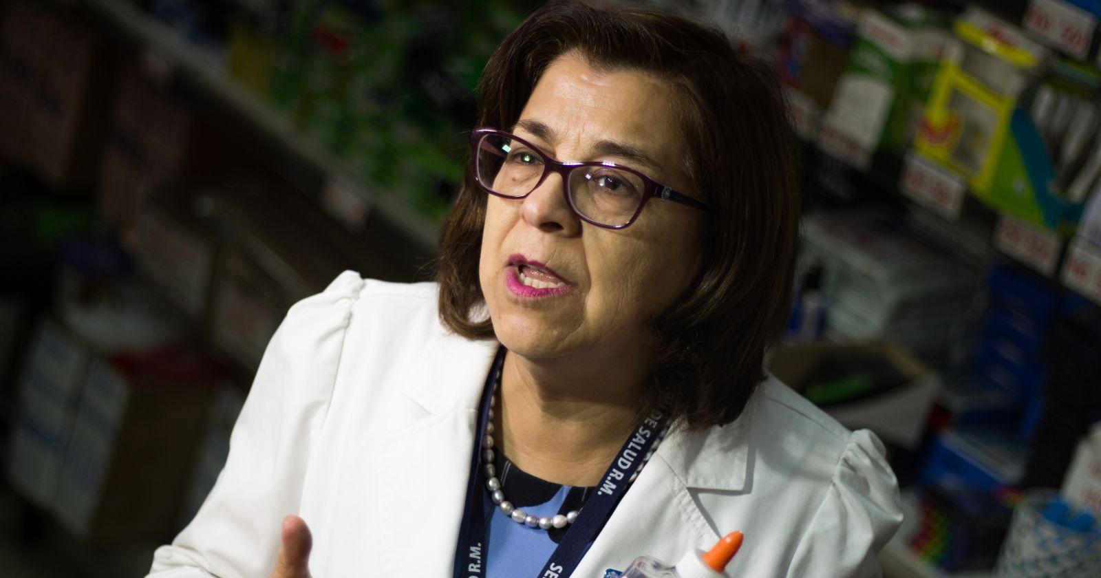 """""""Rosa Oyarce tras salida de Seremi de Salud:"""