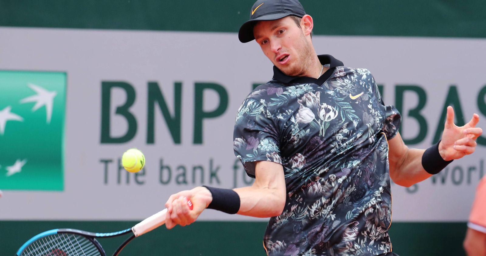 Nicolás Jarry lamenta decisión de la ATP que lo dejará sin ranking