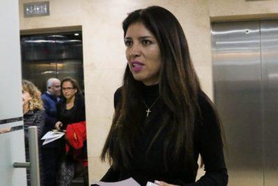 VIDEO   Karen Rojo confirma primera muerte por coronavirus en Antofagasta