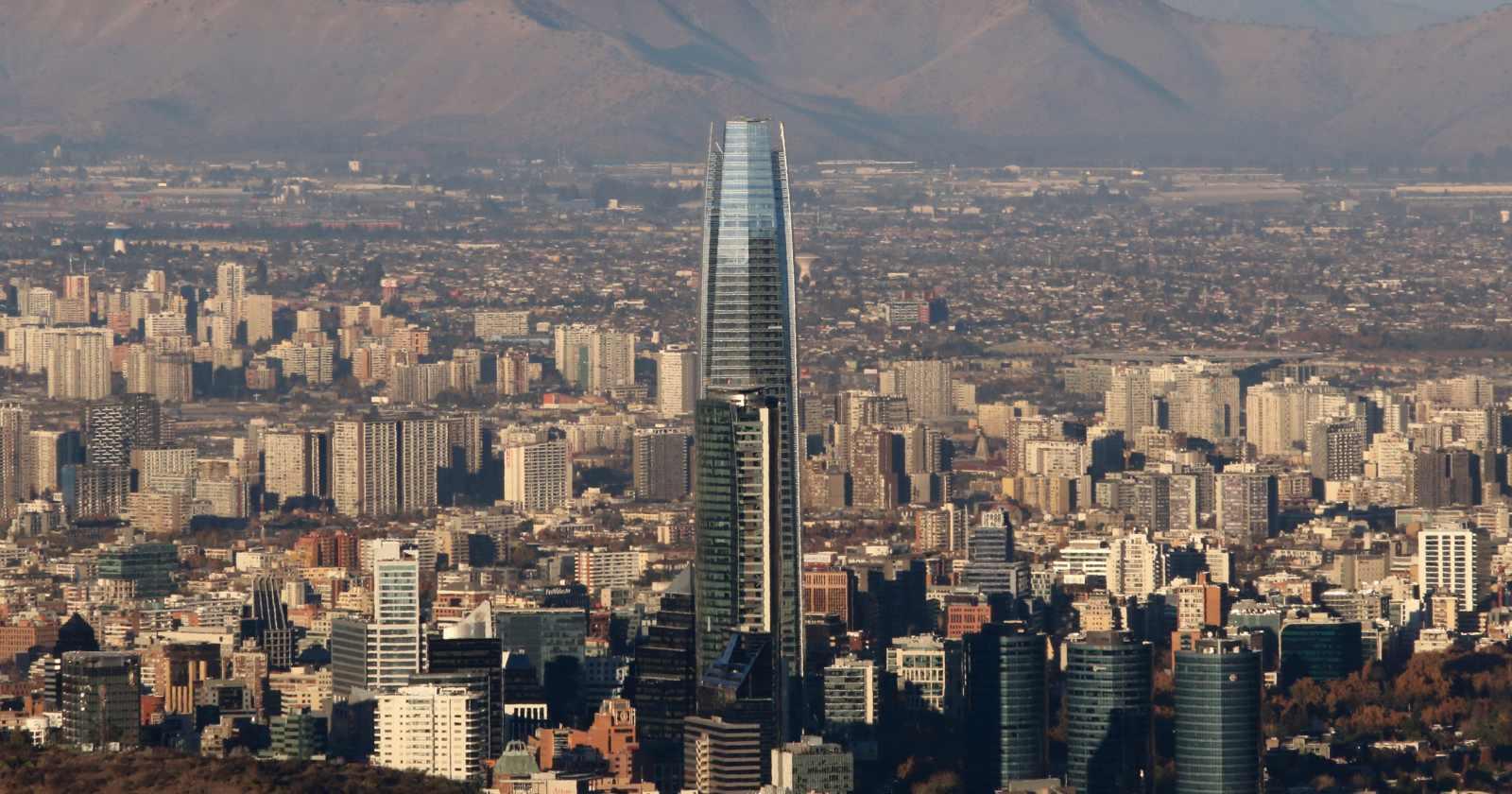 Arriendo de propiedades en la Región Metropolitana disminuye un 75%