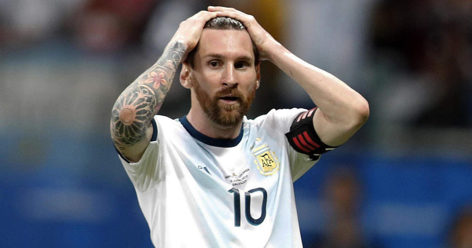 """Lionel Messi acusa """"fake news"""" y desmiente haber pagado la fianza de Ronaldinho"""