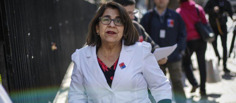 La tensa relación con el Minsal que sacó a Rosa Oyarce de la seremi metropolitana
