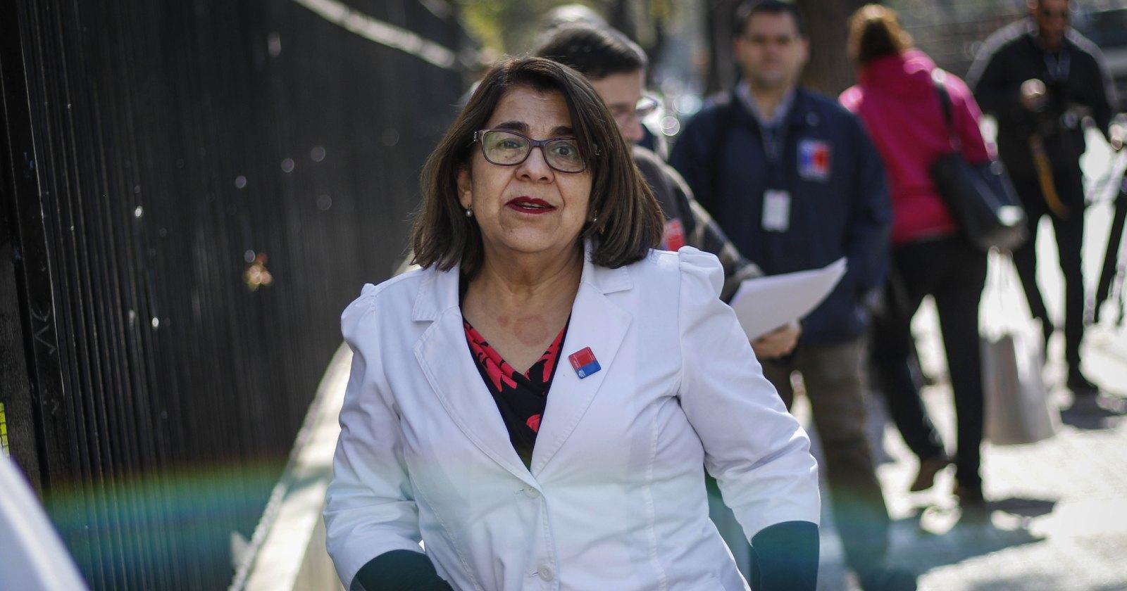 """""""La tensa relación con el Minsal que sacó a Rosa Oyarce de la seremi metropolitana"""""""
