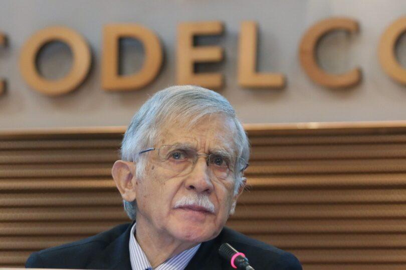 Codelco: CDE se querella por cohecho en contra del expresidente Nelson Pizarro