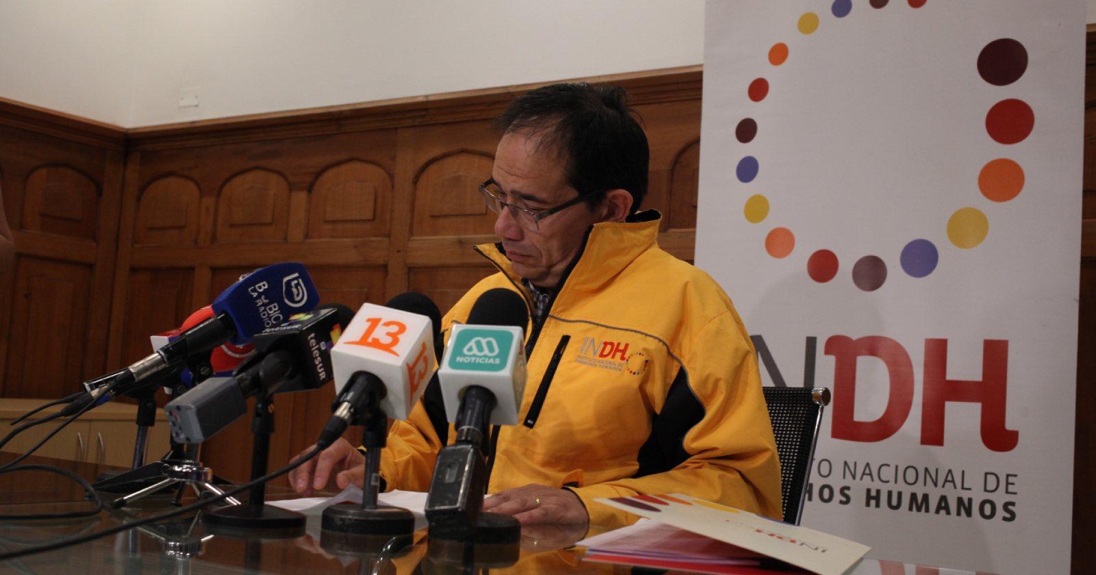 """""""Coronavirus: INDH denuncia a alcaldes de Quirihue y Coelemu por bloquear rutas"""""""