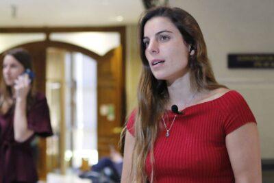 Maite Orsini integrará Comisión de Ética que falló recientemente en su contra