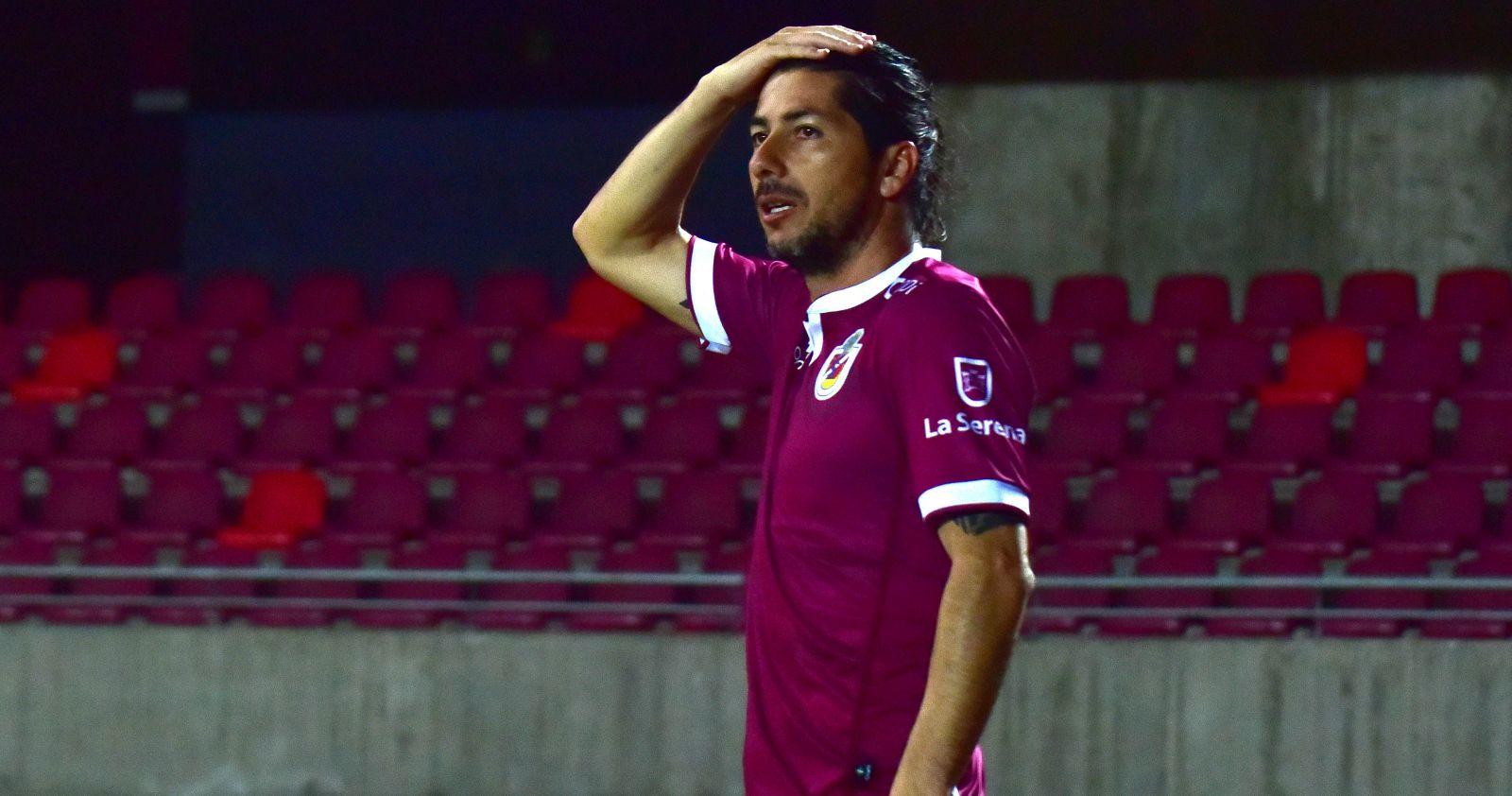 Jaime Valdés cree que el fútbol debería volver a principios de mayo