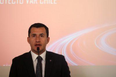 """Enrique Osses y el VAR en Chile: """"Debemos mejorar en algunas cosas"""""""