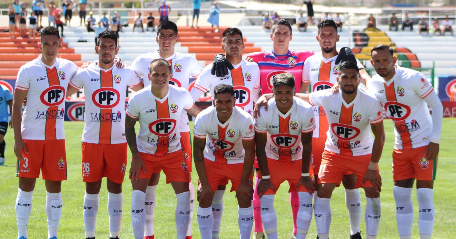 Cobresal es el primer equipo de Chile que vuelve a los entrenamientos en la cancha