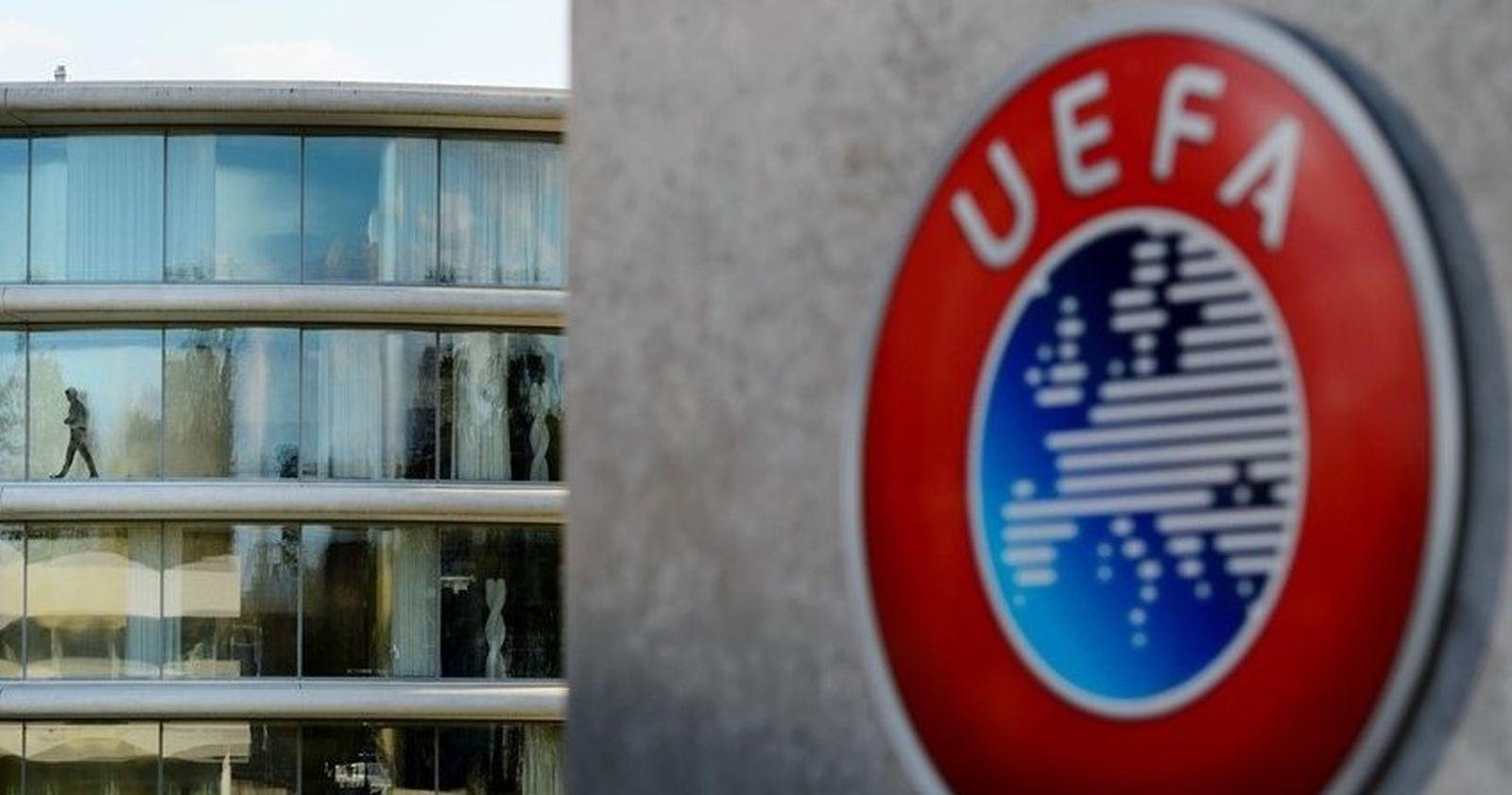 """""""UEFA pide"""
