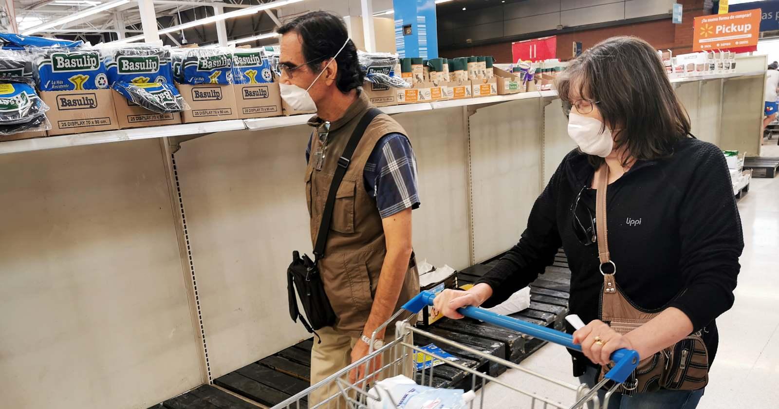 Walmart tomará temperatura de clientes en todos sus supermercados
