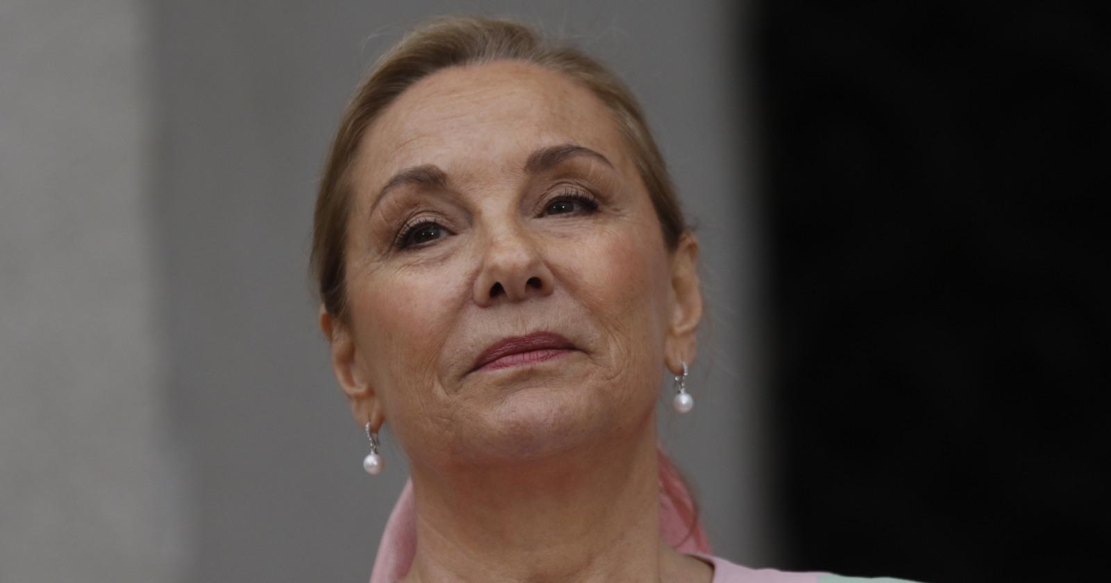 """Cecilia Morel: """"Me da una confianza total estar en manos de Mañalich y Sebastián"""""""