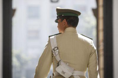 Carabineros confirma tercer caso de coronavirus en Guardia de Palacio