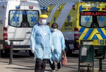 Confusam confirma 100 funcionarios de la salud contagiados con coronavirus