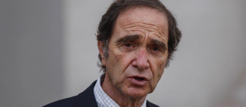 Larraín critica a Chile Vamos por recurrir al TC por indulto a reos de baja peligrosidad