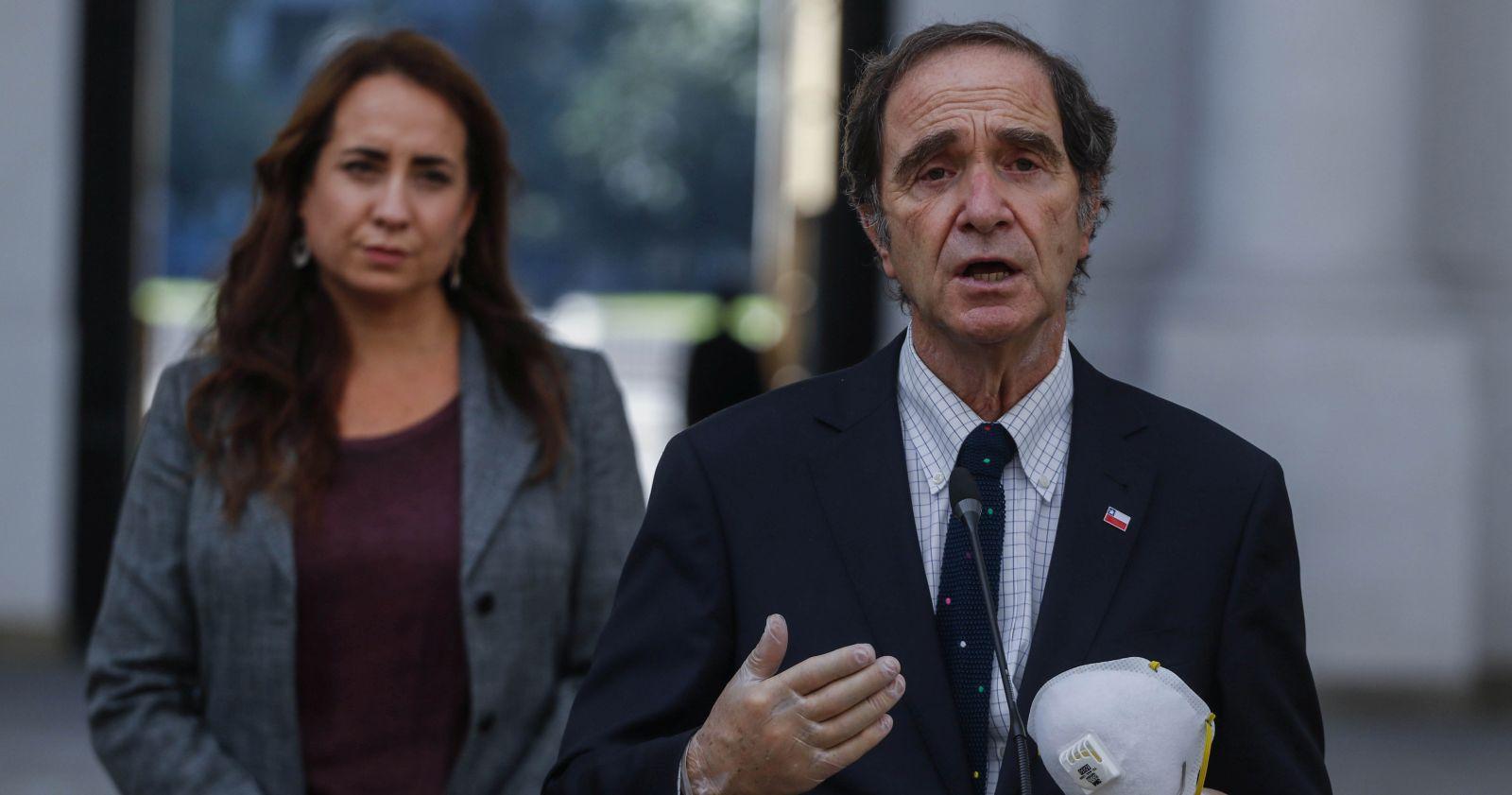 Gobierno enviará veto aditivo por proyecto de indulto conmutativo a reos