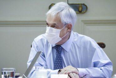 """Presidente Piñera dice que Chile """"está enfrentando bien"""" la crisis por el coronavirus"""