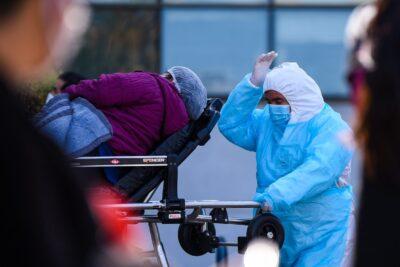 Minsal confirma foco de coronavirus en residencia de adultos mayores en Las Condes