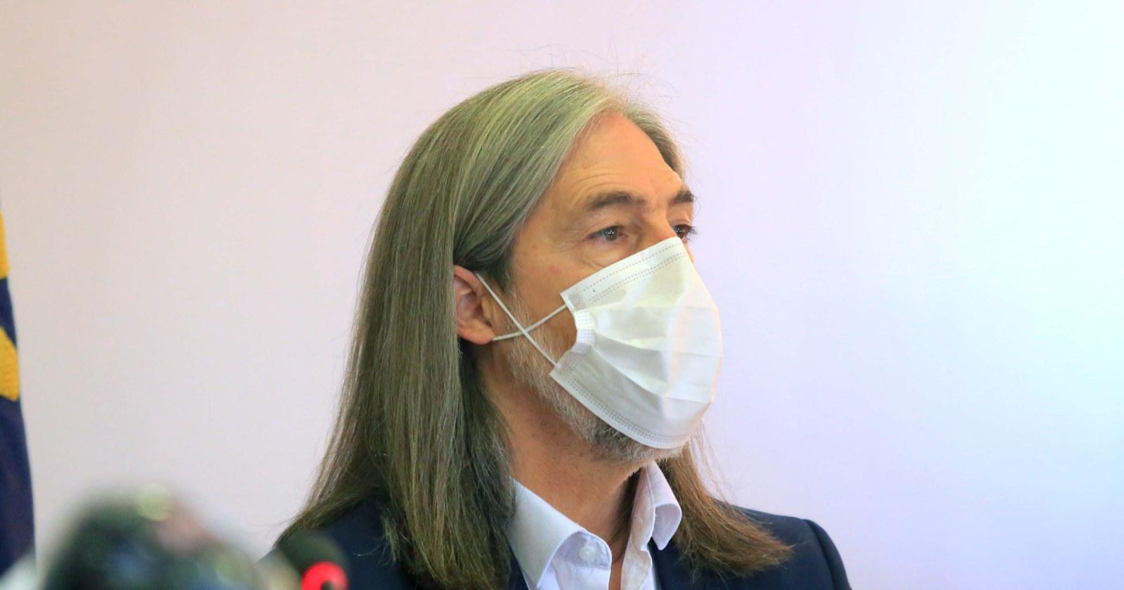 """""""Senador Letelier y polémica por ventiladores:"""