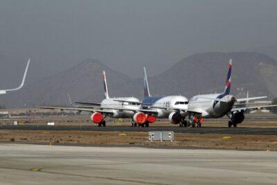 MOP entregó balance de aeropuertos a un mes del cierre de fronteras
