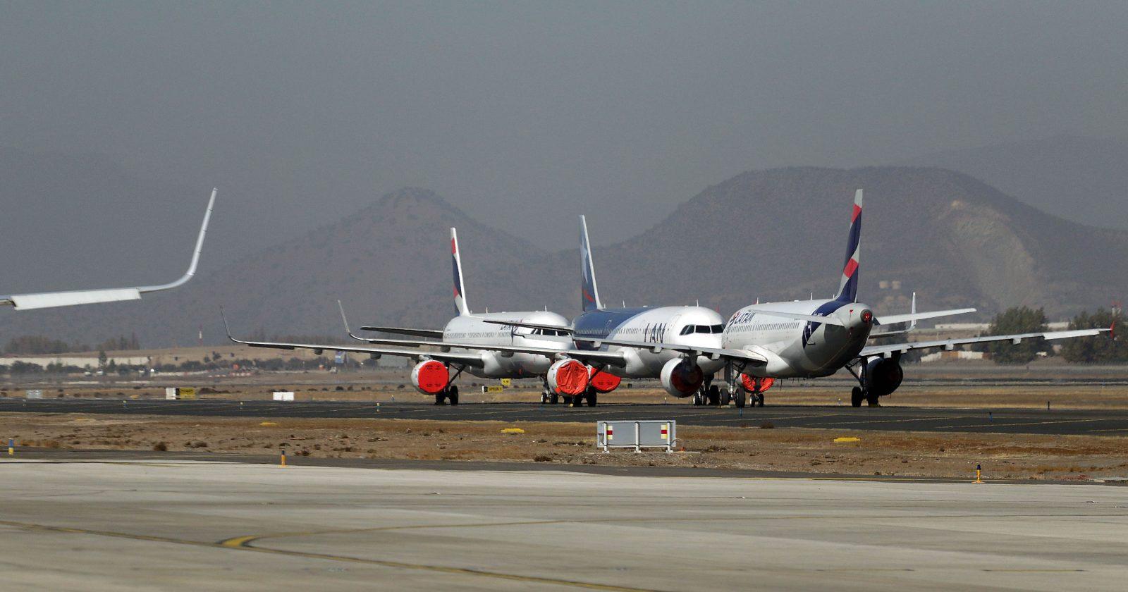 """""""MOP entregó balance de aeropuertos a un mes del cierre de fronteras"""""""