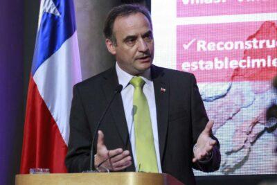 Juan Antonio Peribonio fue designado como nuevo presidente del CDE