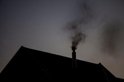 Contaminación y riesgo por calefacción