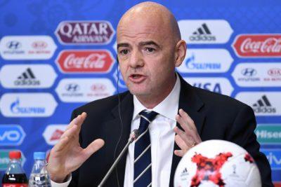 FIFA propone extender los contratos de futbolistas que finalizan antes del 30 de junio