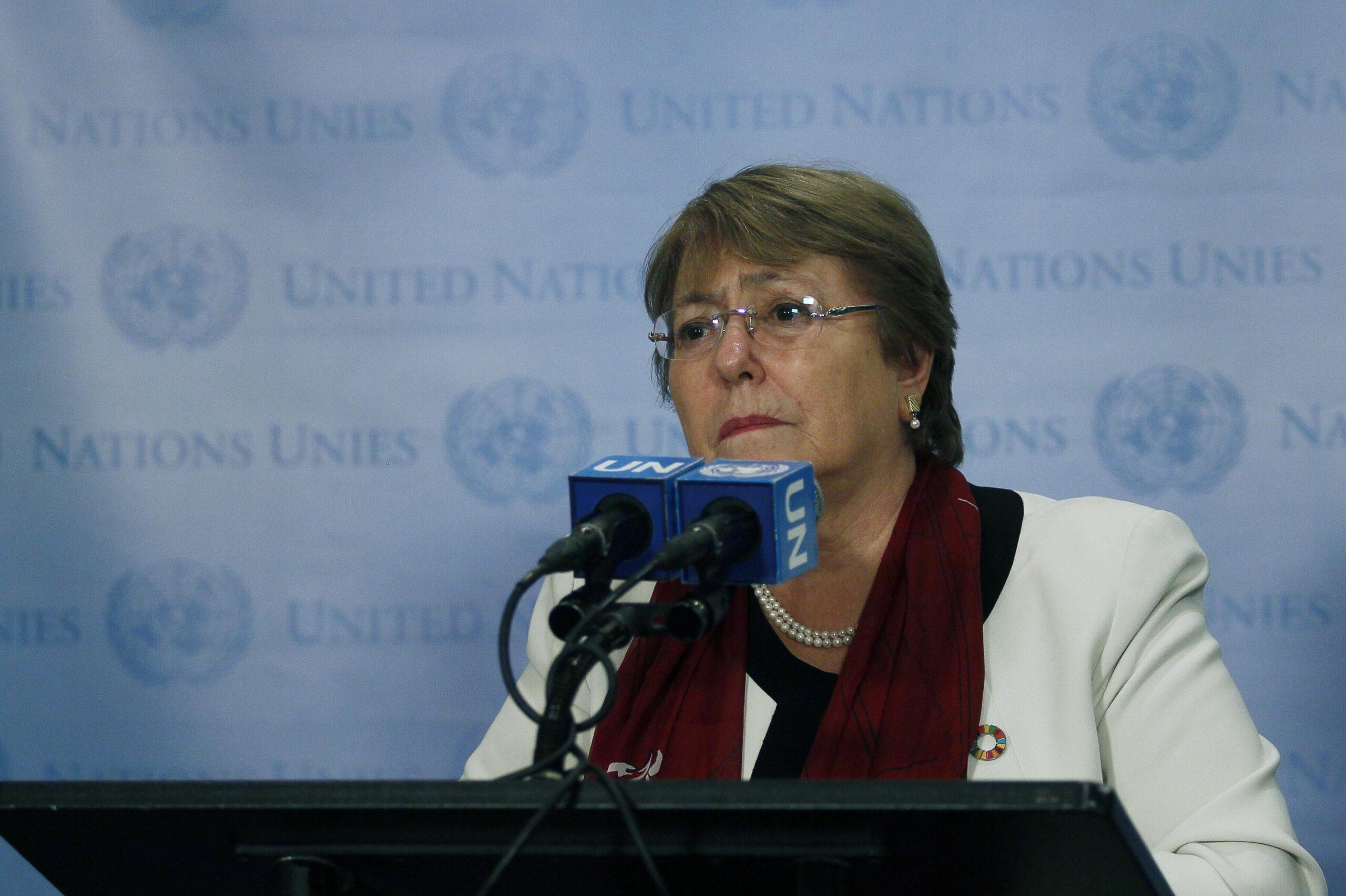 Bachelet advierte sobre Estados que aprovechan coronavirus para restringir a la prensa
