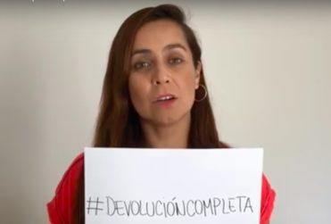 """Grupo de artistas lanza campaña para exigir una """"devolución completa"""" en la Operación Renta 2020"""
