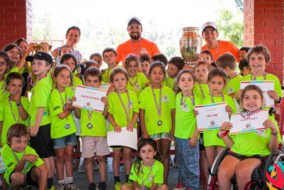 +Deporte: la entretención y actividades para los más pequeños