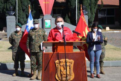 Cómo va la recuperación de las autoridades de La Araucanía contagiadas con coronavirus