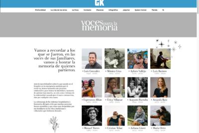 Crean memorial virtual para que familiares se despidan de víctimas del coronavirus